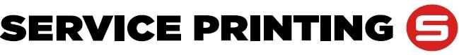 Service Printing Logo